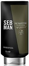 Fragrances, Perfumes, Cosmetics Shaving Cream - Sebastian Professional Seb Man The Protector Shaving Cream