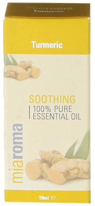 """Essential Oil """"Turmeric"""" - Holland & Barrett Miaroma Turmeric Pure Essential Oil"""