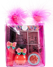 Fragrances, Perfumes, Cosmetics Cosmetic Set for Girls - Tutu Mix 24 (n/polish/5ml+lip/gloss/7ml+eye/cheek/mus/2,5g+bag)
