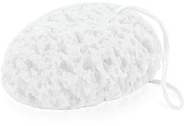 Fragrances, Perfumes, Cosmetics Bath Sponge 6009 Oval, white - Donegal Bath Sponge