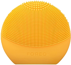 Fragrances, Perfumes, Cosmetics Smart Facial Cleansing Brush - Foreo Luna Fofo Smart Facial Cleansing Brush Sunflower Yellow