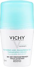 Fragrances, Perfumes, Cosmetics Roll-On Antiperspirant - Vichy 48 Hr Anti-Perspirant Treatment