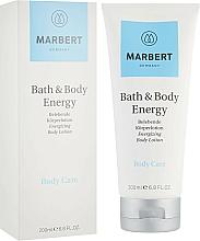 Fragrances, Perfumes, Cosmetics Energizing Body Lotion - Marbert Bath & Body Energy Invigorating Body Lotion