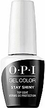 Fragrances, Perfumes, Cosmetics Top Coat - O.P.I. Gel Stay Shiny Top Coat