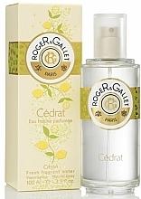 Fragrances, Perfumes, Cosmetics Roger & Gallet Cedrat - Eau de Parfum