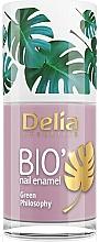 Fragrances, Perfumes, Cosmetics Nail Polish - Delia Cosmetics Bio Green Philosophy