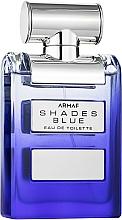 Fragrances, Perfumes, Cosmetics Armaf Shades Blue - Eau de Toilette