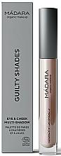 Fragrances, Perfumes, Cosmetics Eye & Cheek Multi-Shadow - Madara Cosmetics Guilty Shades Eye & Cheek Multi Shadow