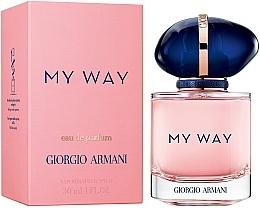 Fragrances, Perfumes, Cosmetics Giorgio Armani My Way - Eau de Parfum