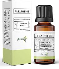 Fragrances, Perfumes, Cosmetics Tea Tree Essential Oil - Pharma Oil Tea Tree Essential Oil