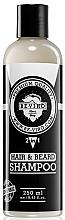 Fragrances, Perfumes, Cosmetics Hair and Beard Shampoo - Beviro Men's Only Hair & Beard Shampoo