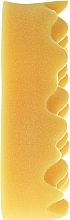 Fragrances, Perfumes, Cosmetics Shower Sponge, 6016, yellow - Donegal