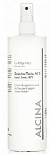 Fragrances, Perfumes, Cosmetics Face Tonic with Alcohol - Alcina Gesichts-Tonic Mit Alkohol 40%