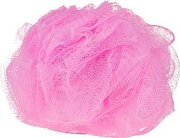 Fragrances, Perfumes, Cosmetics Bath Sponge, pink - IDC Institute Design Mesh Pouf Bath Sponges