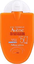 Fragrances, Perfumes, Cosmetics Sunscreen Cream - Avene Solaires Cream Reflexe SPF 50+