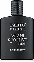 Fragrances, Perfumes, Cosmetics Bi-Es Fabio Verso Aviani Sportivo Line - Eau de Toilette