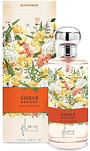 Fragrances, Perfumes, Cosmetics Saphir Parfums Flowers de Saphir Ambar & Muguet - Eau de Parfum