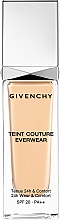 Fragrances, Perfumes, Cosmetics Foundation - Givenchy Teint Couture Everwear SPF20/PA++