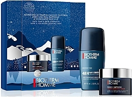 Fragrances, Perfumes, Cosmetics Set - Biotherm Homme Force Supreme (cr/50ml + deo/75ml)