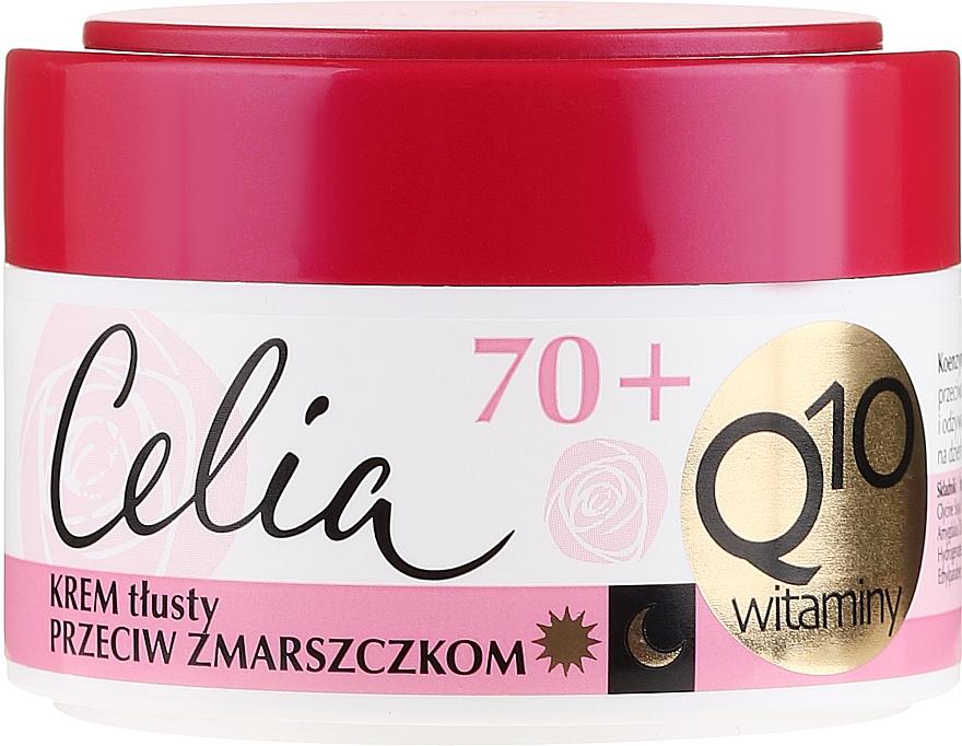 """Anti-Wrinkle Cream """"Vitamin"""" - Celia Q10 Face Cream 70+"""