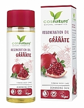 Fragrances, Perfumes, Cosmetics Regenerating Pomegranate Body Oil - Cosnature Regenerating Oil Pomegranate