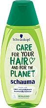 Fragrances, Perfumes, Cosmetics Repair Hair Shampoo - Schwarzkopf Schauma Care For Your Hair & For The Planet Repairing Shampoo