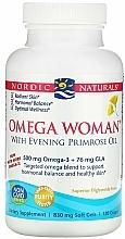 "Fragrances, Perfumes, Cosmetics Women Evening Primrose Dietary Supplement ""Omega-3"" - Nordic Naturals Omega"