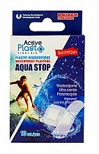 Fragrances, Perfumes, Cosmetics Waterproof Plaster - Ntrade Active Plast First Aid Waterproof Plasters Aqua Stop Mix