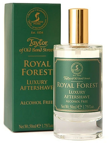 Taylor of Old Bond Street Royal Forest Aftershave Lotion - After Shave Lotion