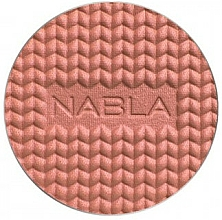 Fragrances, Perfumes, Cosmetics Blush - Nabla Blossom Blush Refill