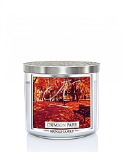 Fragrances, Perfumes, Cosmetics Scented Candle in Jar - Kringle Candle Crimson Park