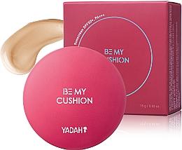 Fragrances, Perfumes, Cosmetics Face Cream Cushion - Yadah Be My Cushion SPF50 PA +++