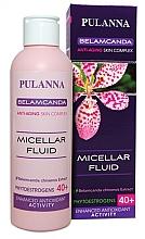 Fragrances, Perfumes, Cosmetics Facial Micellar Fluid - Pulanna Belamcanda Micellar Fluid Anti-Aging Skin Complex