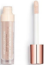 Fragrances, Perfumes, Cosmetics Eyeshadow Primer - Makeup Revolution Prime & Lock Eye Primer