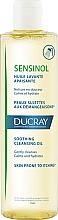 Fragrances, Perfumes, Cosmetics Soothing Shower Oil - Ducray Sensinol Soothing Cleansing Oil