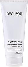 Fragrances, Perfumes, Cosmetics Refreshing Toning Foot Gel - Decleor Pro Aroma Dynamic Refreshing Toning Gel