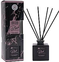 Fragrances, Perfumes, Cosmetics Reed Diffuser - La Casa de los Aromas Mikado Exclusive Black