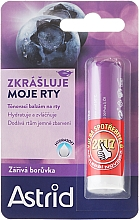 Fragrances, Perfumes, Cosmetics Lip Balm - Astrid Lip Balm Bright Blueberry
