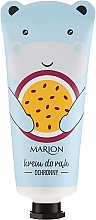 """Fragrances, Perfumes, Cosmetics Mango and Passion Fruit Oil Hand Cream """"Protection"""" - Marion Protective Hand Cream"""