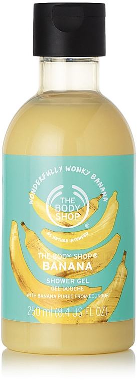 Banana Shower Cream - The Body Shop Banana Shower Cream — photo N1