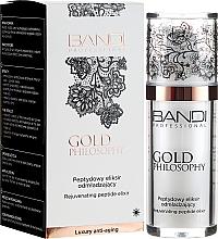 Fragrances, Perfumes, Cosmetics Rejuvenating Peptide Elixir - Bandi Professional Gold Philosophy Rejuvenating Peptide Elixir