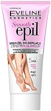 Fragrances, Perfumes, Cosmetics Hand & Legs Depilatory Cream-Gel - Eveline Cosmetics Smooth Epil