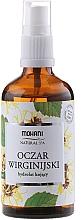 "Fragrances, Perfumes, Cosmetics Hydrolat ""Hamamelis"" - Mohani Natural Spa Hamamelis Hydrolate"