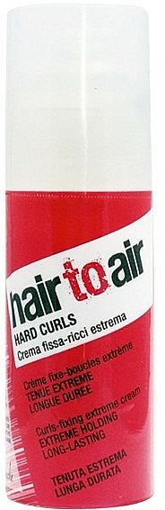 Curls-Fixing Cream - Renee Blanche Hair To Air Hard Curls Curls-Fixing Extreme Cream