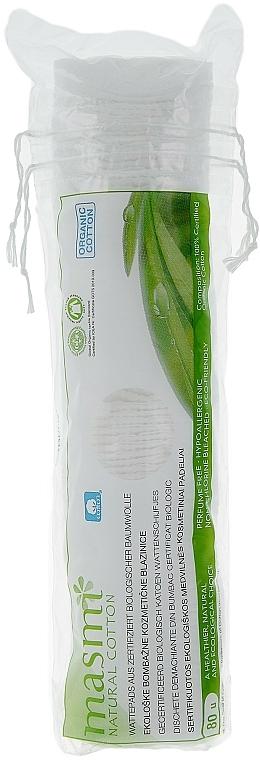 Organic Cotton Pads - Masmi Natural Cotton