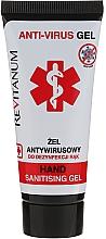 Fragrances, Perfumes, Cosmetics Antiviral Hand Sanitizer Gel - Revitanum Anti-Virus Hand Sanitising Gel