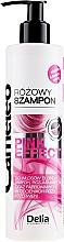 "Fragrances, Perfumes, Cosmetics Blonde Hair Shampoo ""Pink"" - Delia Cosmetics Cameleo Pink Shampoo"