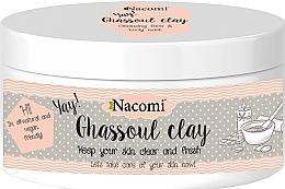 Fragrances, Perfumes, Cosmetics Clay Face Mask - Nacomi Ghassoul Clay