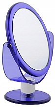 Fragrances, Perfumes, Cosmetics Double-Sided Mirror 499766, purple - Inter-Vion