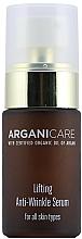 Fragrances, Perfumes, Cosmetics Lifting Anti-Wrinkle Serum - Arganicare Lifting Anti-Wrinkle Serum